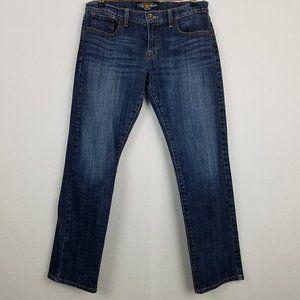 Lucky Brand Sienna Tomboy Crop Jeans 6/28